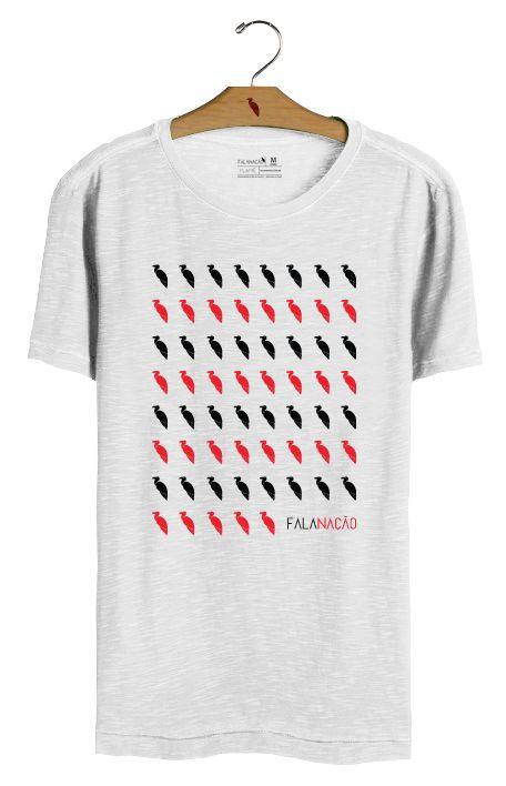 T•Shirt Urubus - Branca