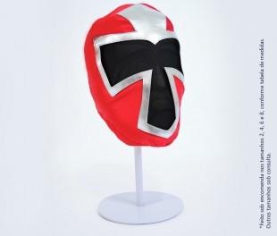 Power Rangers - Vermelho - Máscara - BLACK FRIDAY