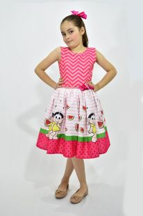 Vestido Temático Magali