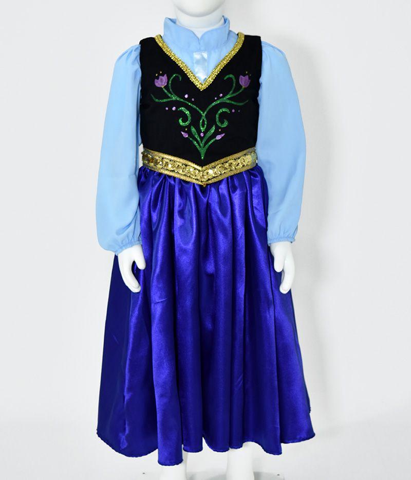248cd1e1c330e1 Princesa Anna Frozen