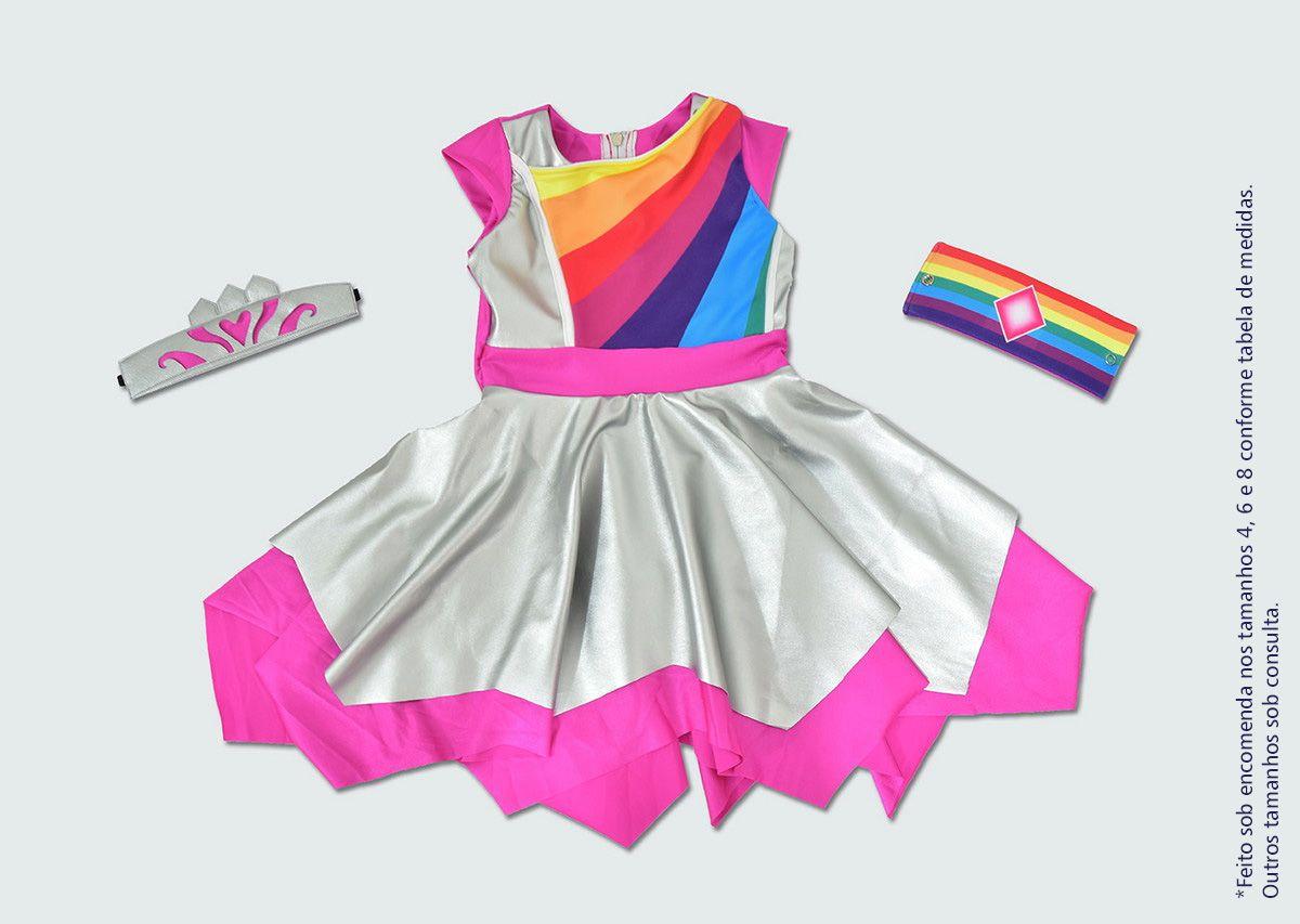 Rainbow Rangers - Fantasia infantil