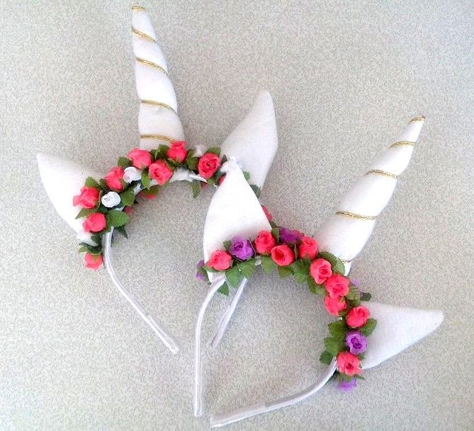 Tiara Unicornio
