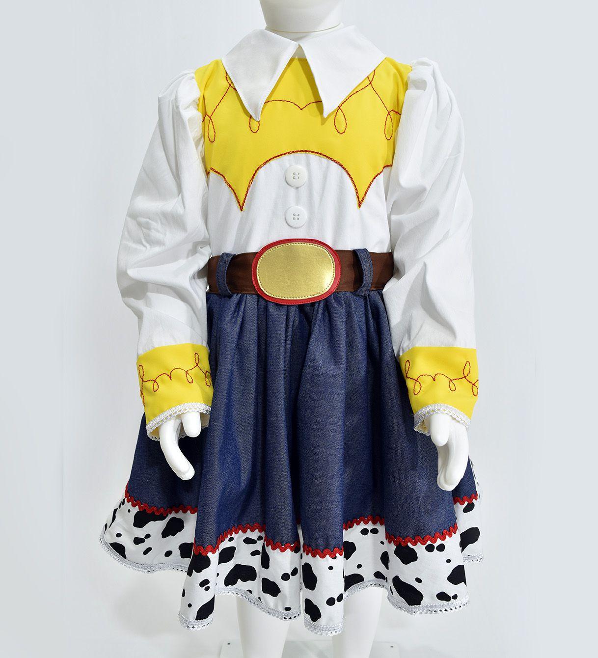 Vestido Jessie Toy Story