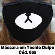 Máscara em Tecido  Cod. 055