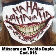 Máscara em Tecido  Cod. 016