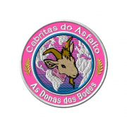 Patch Cabritas do Asfalto