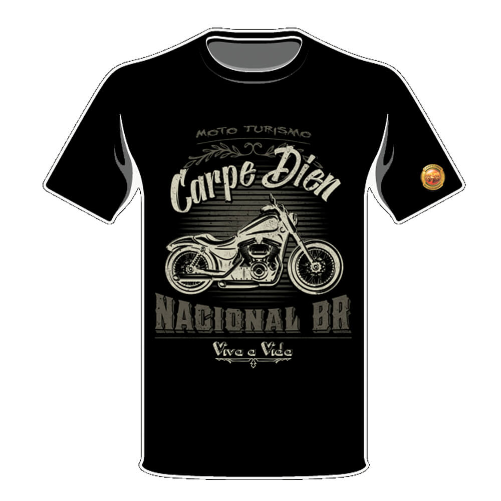 Carpe Dien - Camiseta 2672