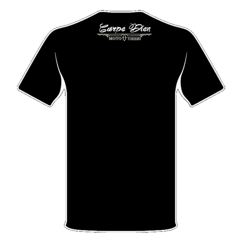 Carpe Dien - Camiseta 2675