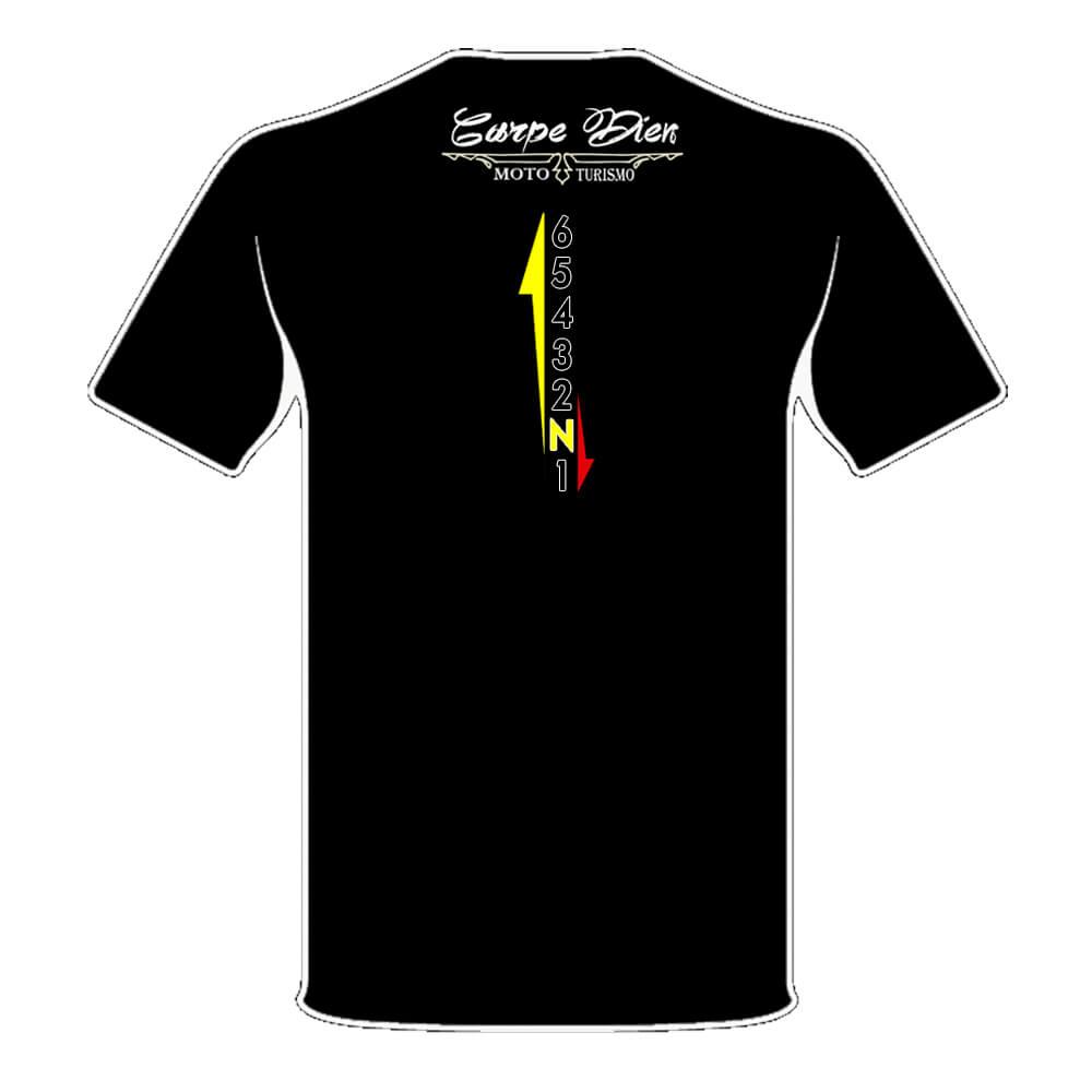 Carpe Dien - Camiseta 2677