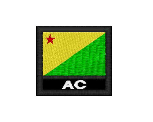 Patch Bandeira - Acre (AC)