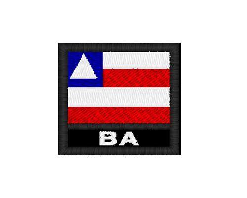 Patch Bandeira - Bahia (BA)