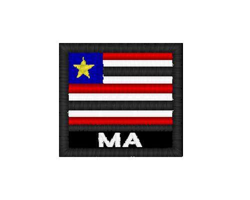 Patch Bandeira  - Maranhão (MA)