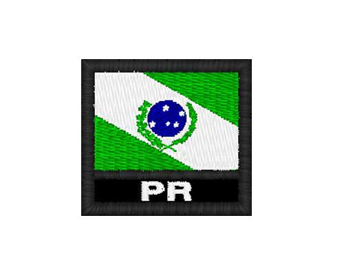 Patch Bandeira - Paraná (PR)