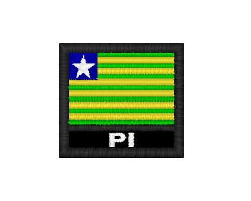 Patch Bandeira - Piauí (PI)