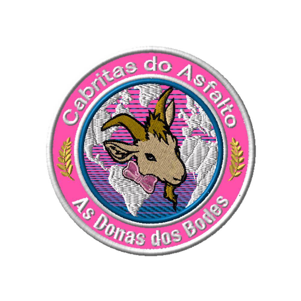 Patch Cabritas do Asfalto