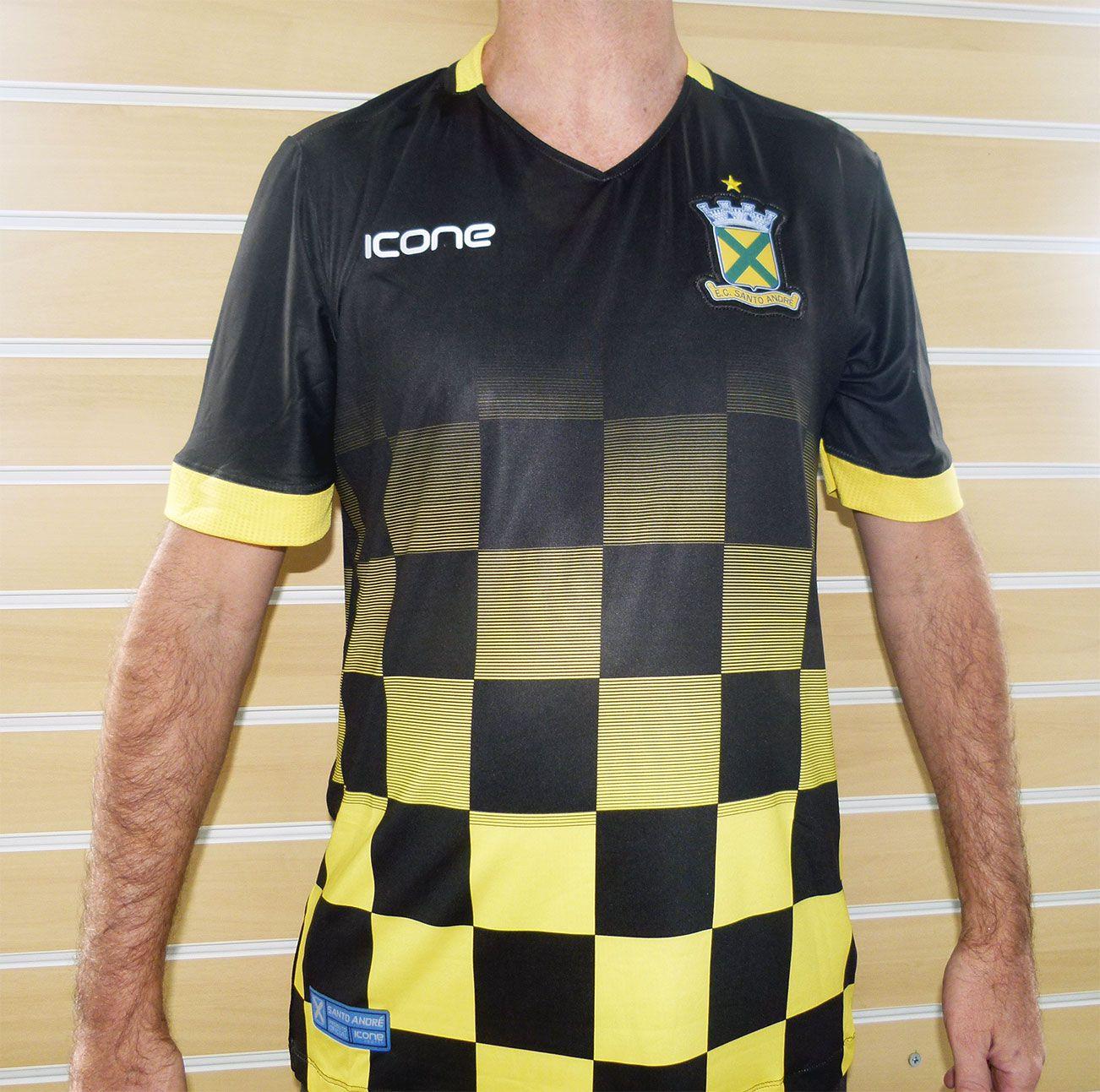 Camisa Ícone Sports Santo André 2019  Goleiro 1