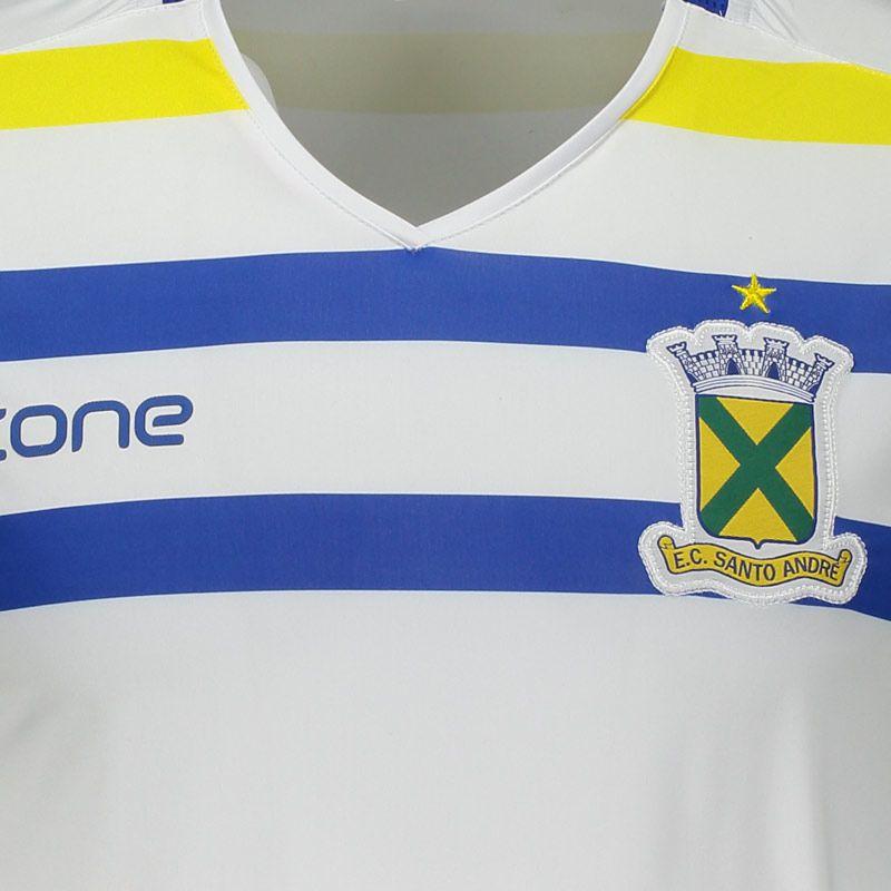 Camisa Ícone Sports Santo André 2019 Uniforme 3
