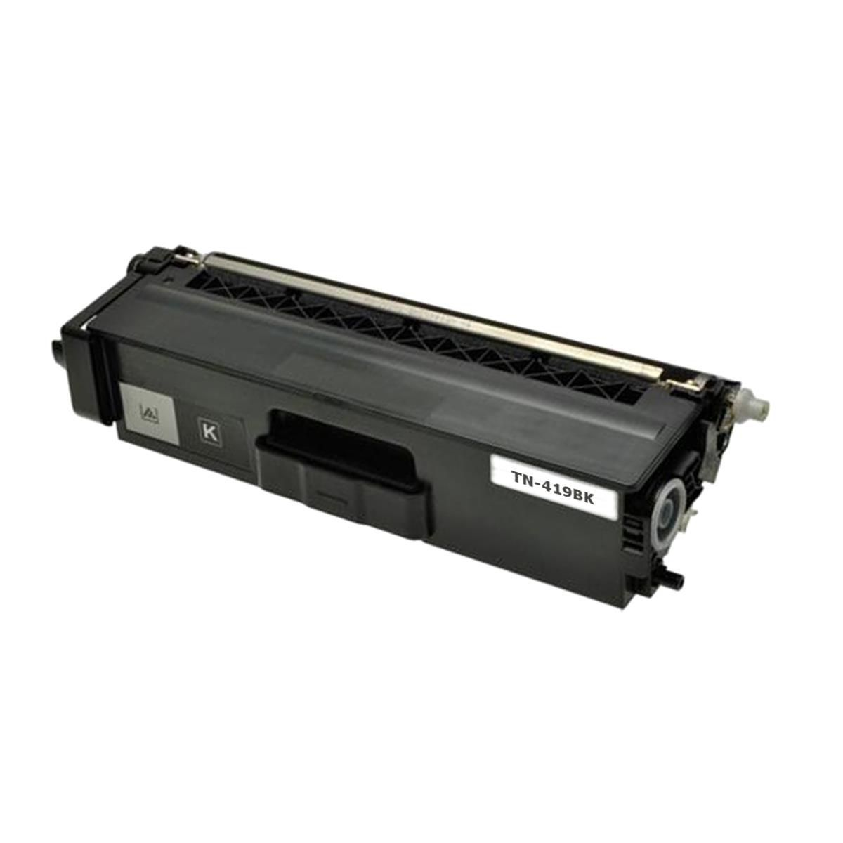 CARTUCHO BROTHER (TN419/416) HL-L8360CDW/MFC-L8610/L8900/L9570 PRETO 6,5k  (COMPATIVEL)