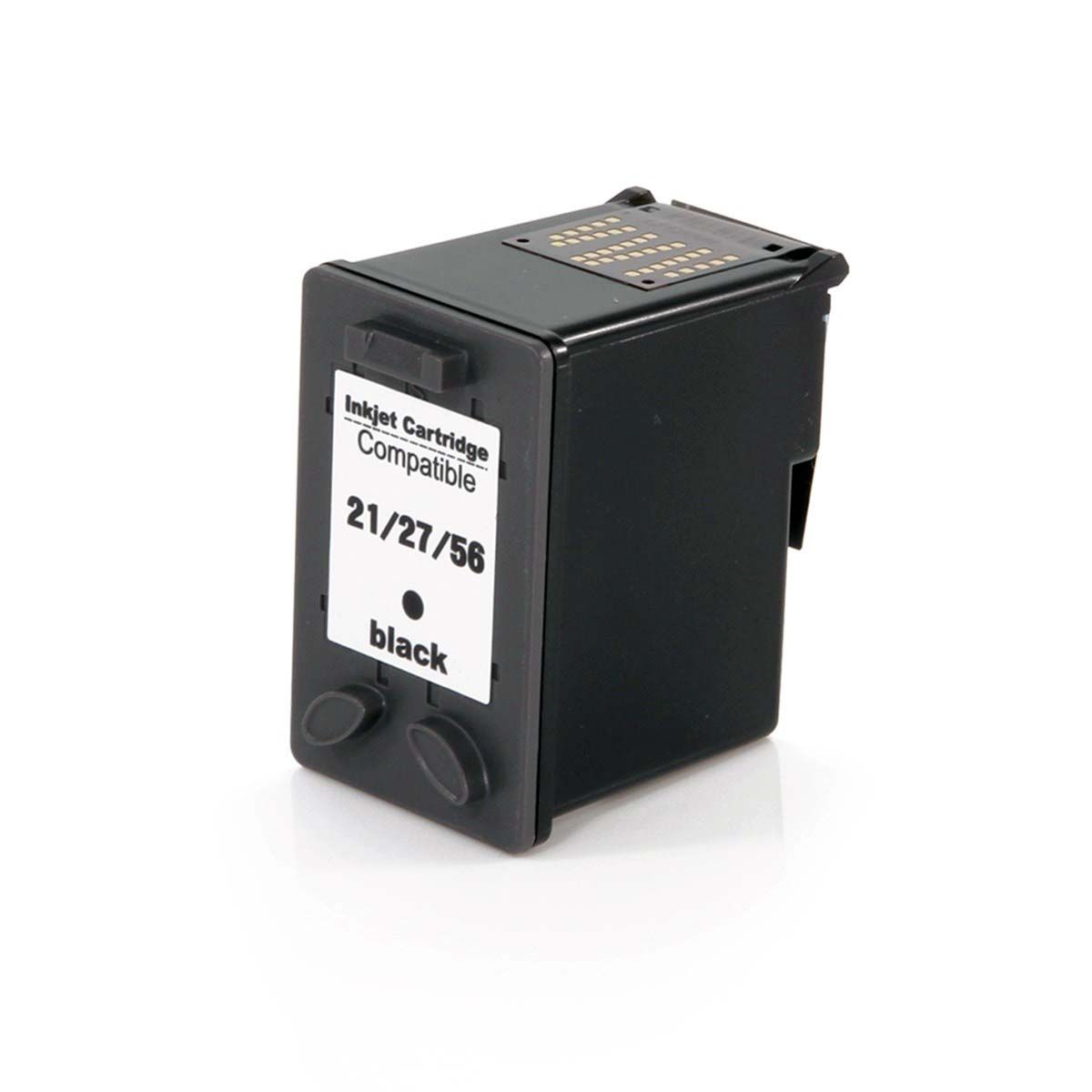 CARTUCHO DE TINTA (C9351AB/C9351AL/C9351A/C9351CB) HP 21/27/56 XL PRETO