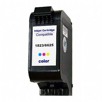 CARTUCHO DE TINTA HP (C1823/6625) (COMPATÍVEL)  DESKJET 710C/810/840/895 COLORIDO (COMPATÍVEL)