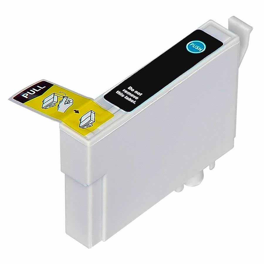 CARTUCHO EPSON T133120 T133 -  TX120/TX320F/TX420W/T22/TX430W/TX235W BLACK (COMPATÍVEL)