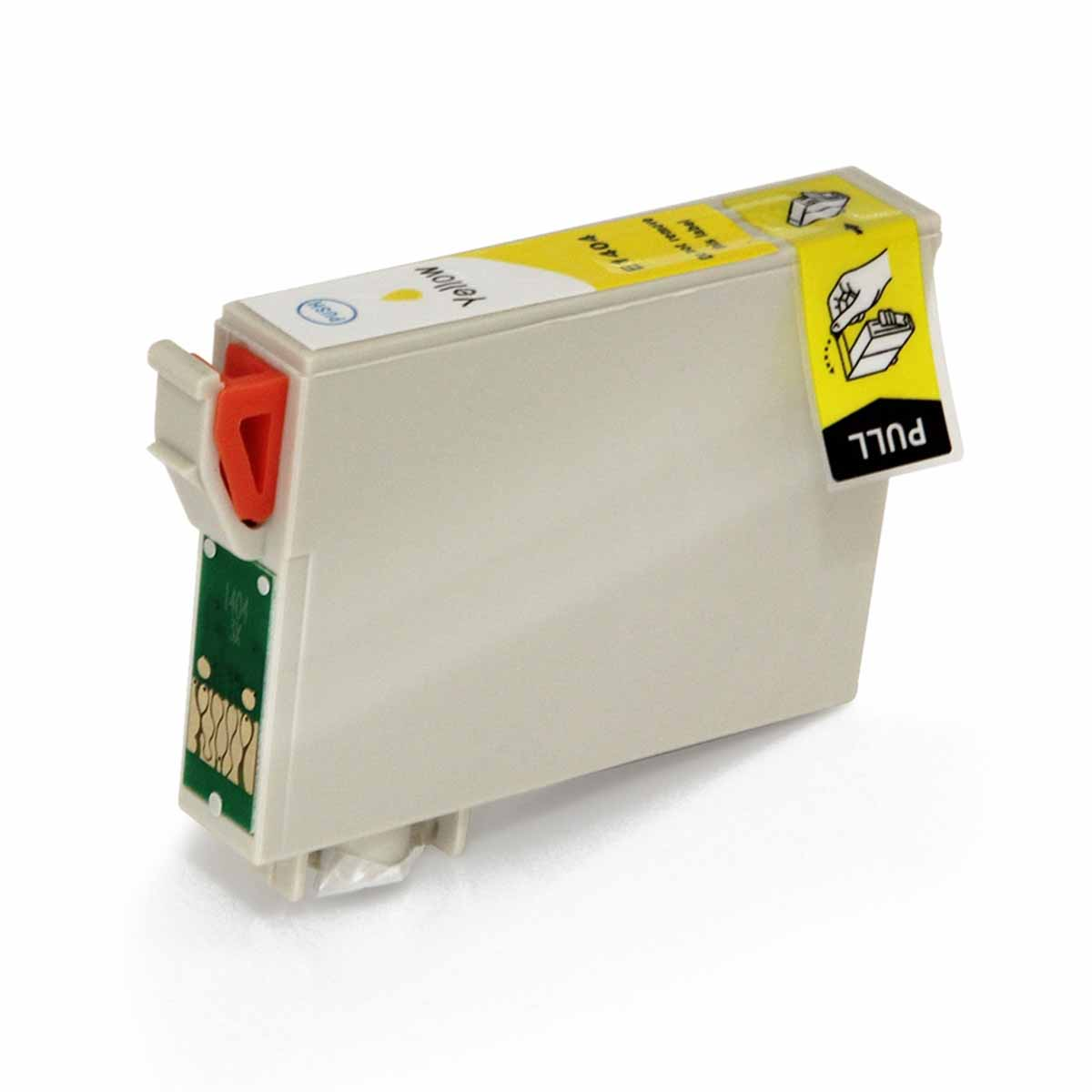 CARTUCHO EPSON T140420 - TX620FWD/TX560WD/T42WD YELLOW (COMPATÍVEL)