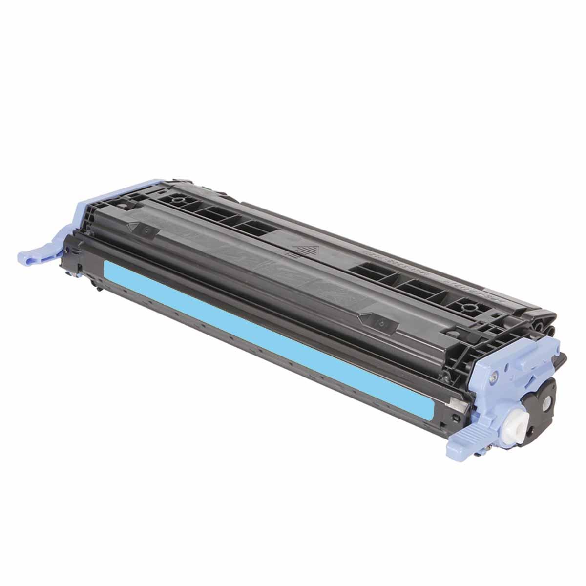 CARTUCHO HP (Q6001A/Q6001AB) 2605DN/2600/2600N/2600DTN CIANO COMPATÍVEL