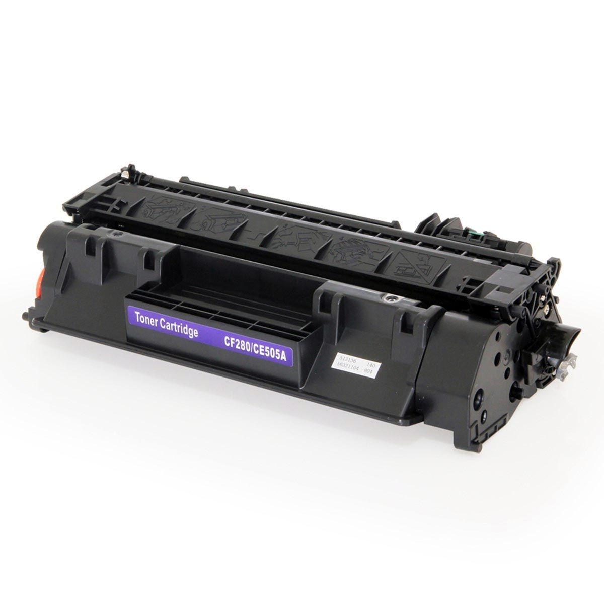 CARTUCHO HP (CE505A/CF280A) P2035/P2055/PRO 400 (COMPATÍVEL)