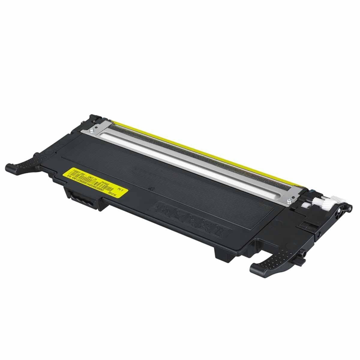CARTUCHO SAMSUNG CLP320/325/CLX3285 -CLT-Y407S YELLOW (COMPATÍVEL)