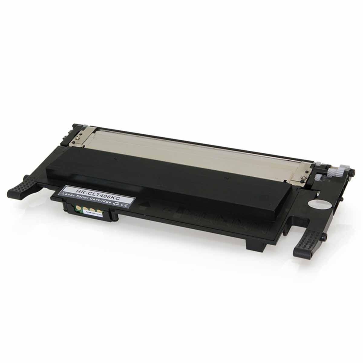 CARTUCHO SAMSUNG CLT-K406S/XAZ BLACK (COMPATIVEL)