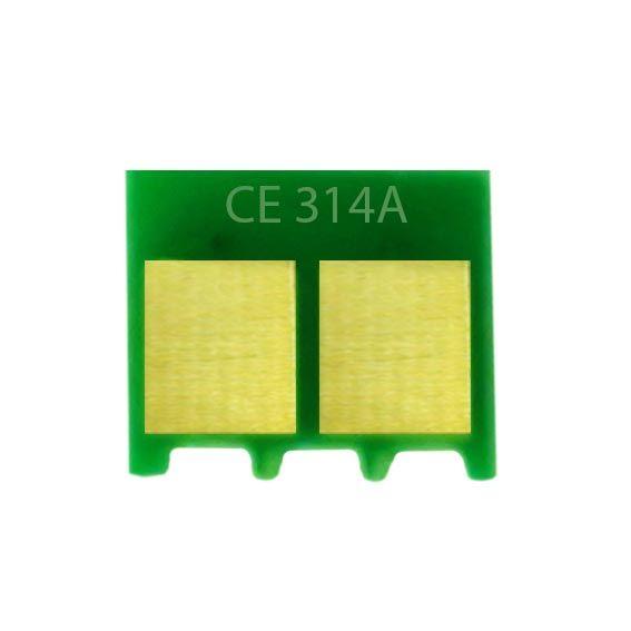 CHIP HP PARA UNIDADE DE CILINDRO (CE314A) CP1025/CP1025NW/CP1020/CP1020WN/M175A/M175NW 7K