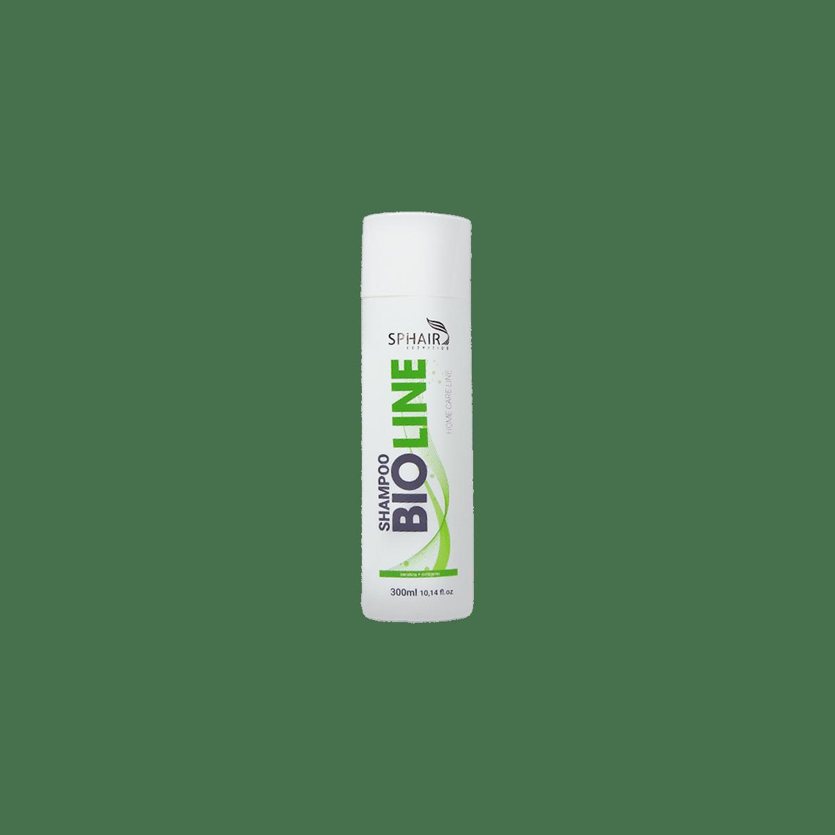 Bioline Organic Shampoo