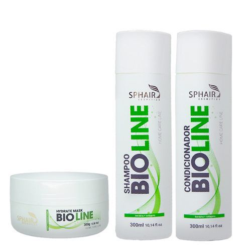 Kit Home Care Bioline Organic