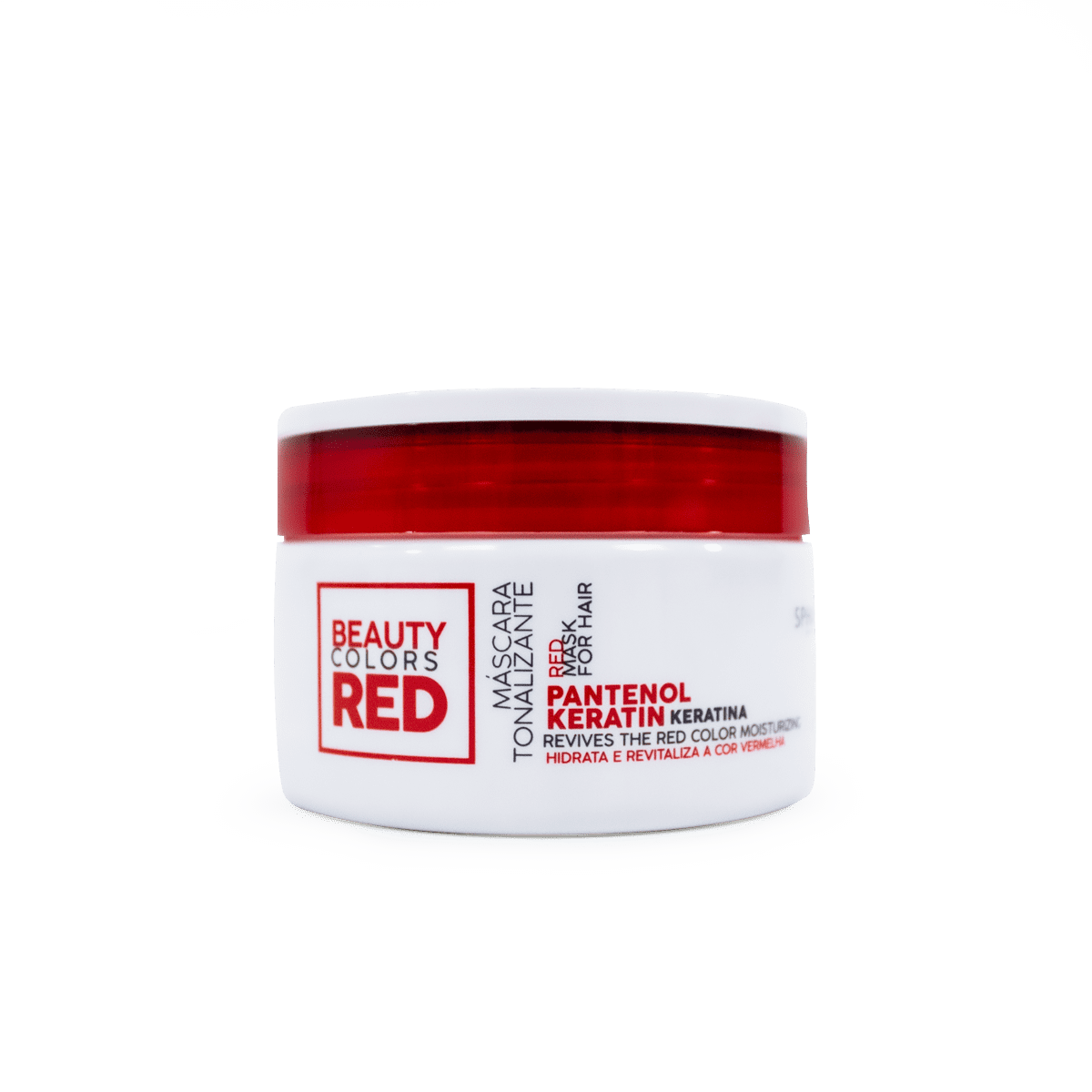 Máscara Tonalizante Red