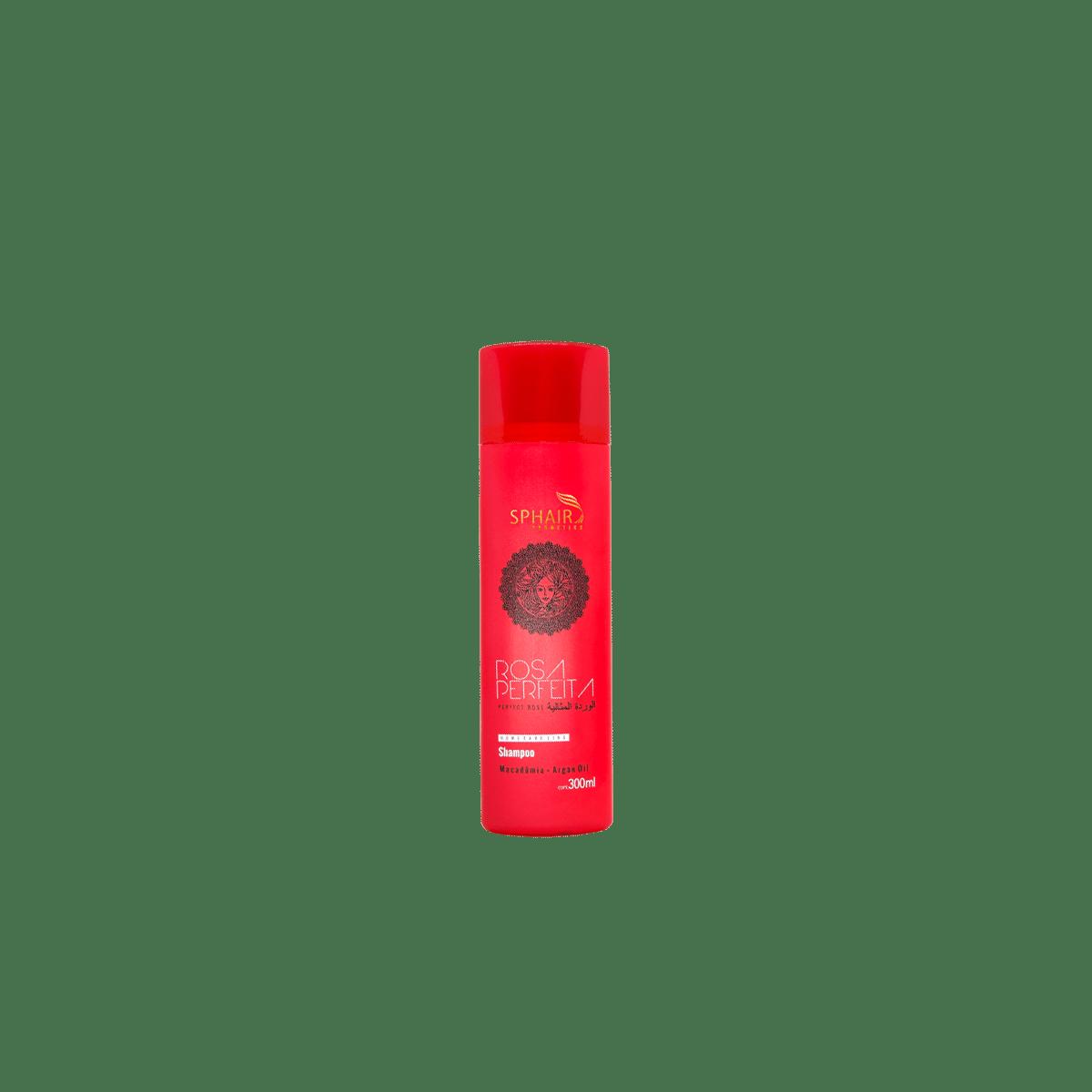 Rosa Perfeita Shampoo