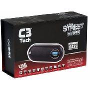 Caixa De Som C3tech St-180 - Preta