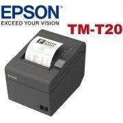 Impressora De Cupom Não Fiscal Epson Tm-t20 Usb