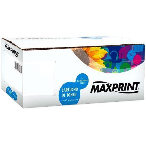 Toner Maxprint Preto Cb435a/cb436a/ce285a
