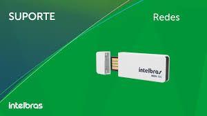 Adaptador Usb Wireless Wbn300 300mbps Intelbras