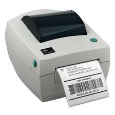 Impressora de Etiquetas Térmica GC420t 203 dpi - Zebra