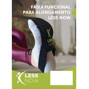 Faixa Less Now Funcional Alongamento Prevenção E Tratamento