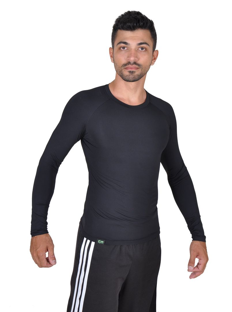 Camiseta Masculina Fator Proteção Solar 50 Uva/Uvb Less Now