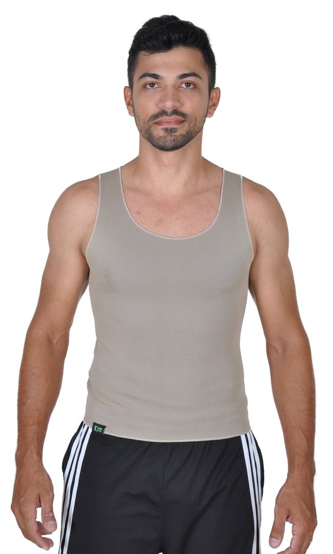 Cinta Redutora e Queima Gordura Less Now T-shirt  Masculina