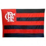 Bandeira Flamengo Mastro My Flag de 1 Pano a 4 Panos