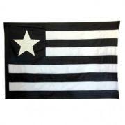 Bandeira Mastro Mitraud Botafogo de 1 Pano a 4 Panos
