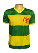 Camisa Flamengo Brasil Hexa Masculina Dry max