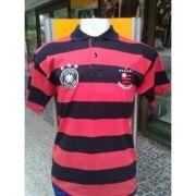 Camisa Pólo Flamengo Alemanha - Uma Nação Rubro Negra