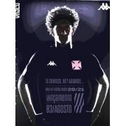 Camisa Vasco da Gama Home Kappa 2020 Jogo I Feminina