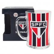 CANECA VIDRO 660ML SAO PAULO XC3034A-2 - 160789