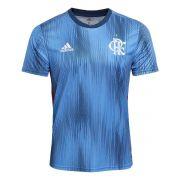 Flamengo III 2018 s/n° Torcedor Adidas Masculina - Camisa Azul